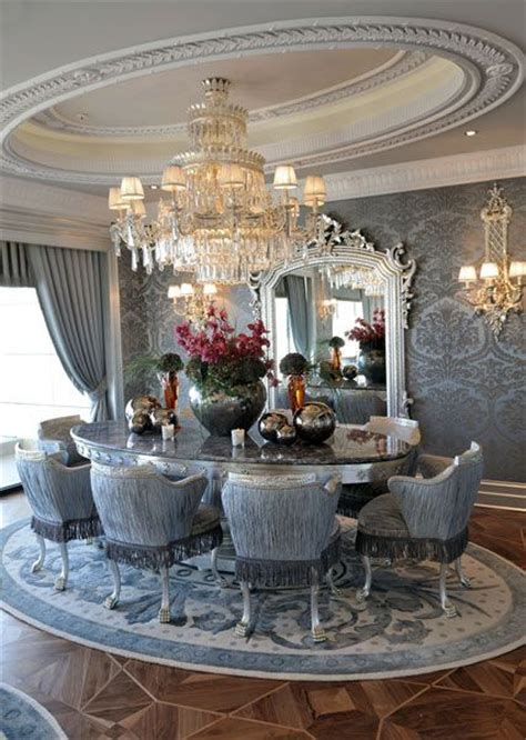 White House De 5668 by 25 Best Ideas About Luxury Dining Room On