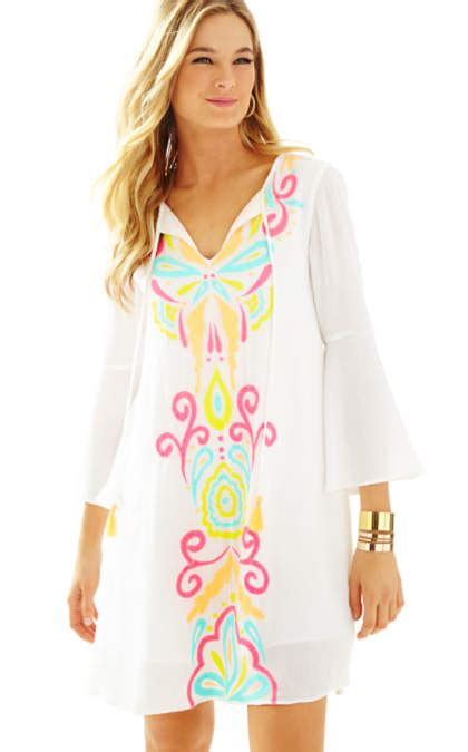 Arya Tunic Dress Jumbo lilly pulitzer free shipping this weekend only get in time for memorial day