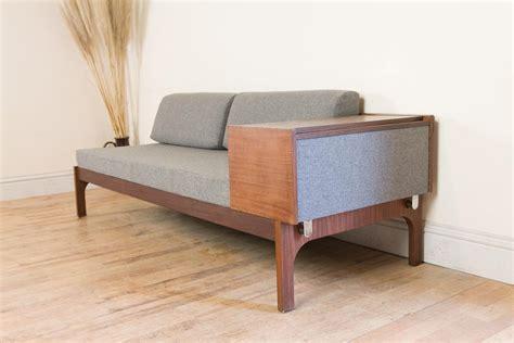 danish sofa bed uk vintage retro danish daybed sofa bed eames era