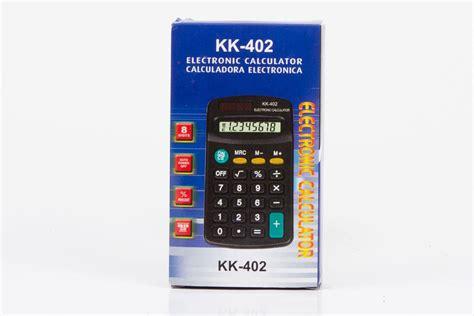Kenko Kk 402 Kalkulator 1 jual kenko kk 402 jual kenko pocket kk 402 di kalkulator grosir