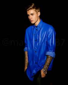 Justin Bieber Blue 1000 Images About J B Live His On