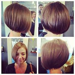 bob hairstyles for 60 front and back 30 chic short bob hairstyles for 2015 styles weekly