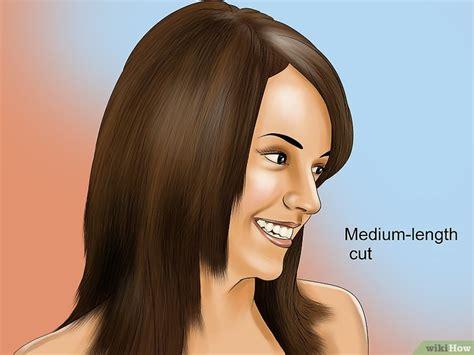 Model Rambut Yang Cocok Untuk Hidung Pesek by Potongan Rambut Buat Muka Bulat 5 Cara Untuk Memilih
