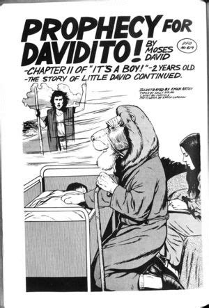 Prophecy for Davidito! - XFamily - Children of God