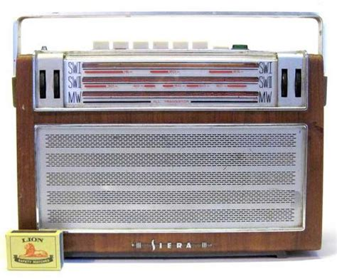 transistor not working appliances retro siera transistor radio not working was sold for r11 00 on 25 jan at 22 01