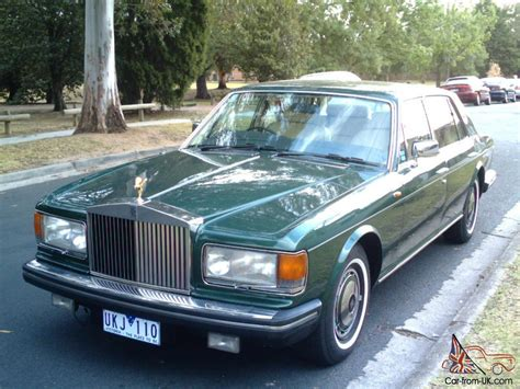 1983 Rolls Royce by 1983 Rolls Royce Silver Spur No Reserve Auction