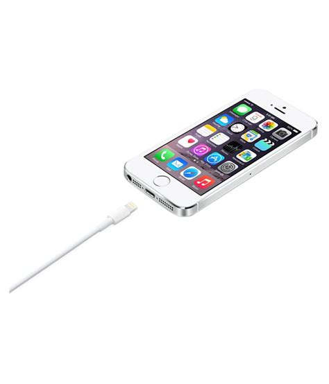 apple iphone 4 charger india apple usb cable for apple iphone 6 white snapdeal price