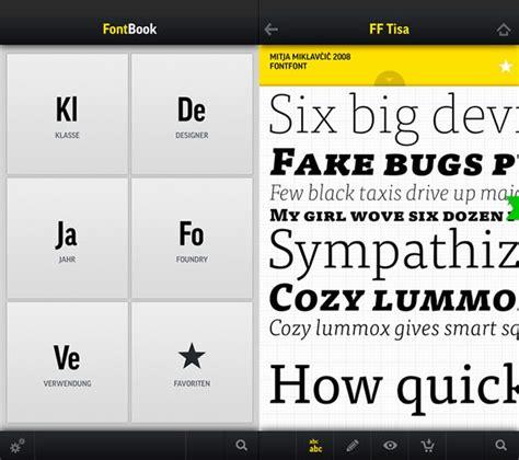 Design Font App | image gallery iphone font apps
