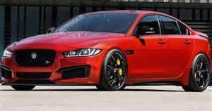 Jaguar Tuning Uk Jaguar Xe Schon Bald Als Svr Version Tuningblog Eu