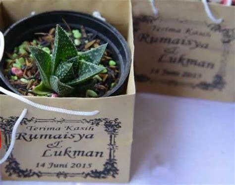 sewa hotel untuk pernikahan 2016 jual souvenir tanaman hias mini palembang infopalembang id