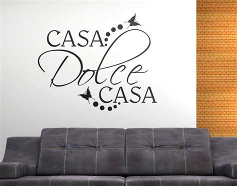 casa frasi sticker design vi presenta adesivo frase casa dolce casa