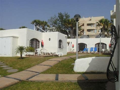 tenerife bungalows view of the complex