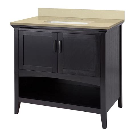 Engineered Vanity Tops by Home Decorators Collection Brattleby 37 In W X 22 In D