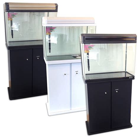 Fish Tank Cabinets boyu ea 60e fish tank allpondsolutions
