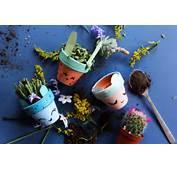 DIY  Les Pots Mignons Poulette Magique