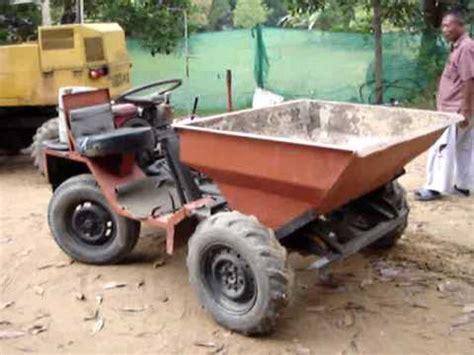 betongmoped thwaites dumper petter dumper 1726