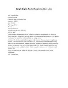 Reference Letter For Esl Student College Student Recommendation Letter Wallpaper