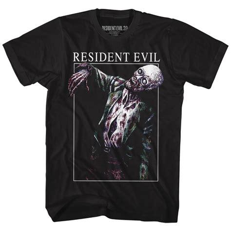 resident evil shirt bad black t shirt resident