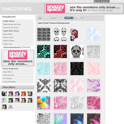 facebook themes tumblr tumblr themes snazzyspace com download lengkap