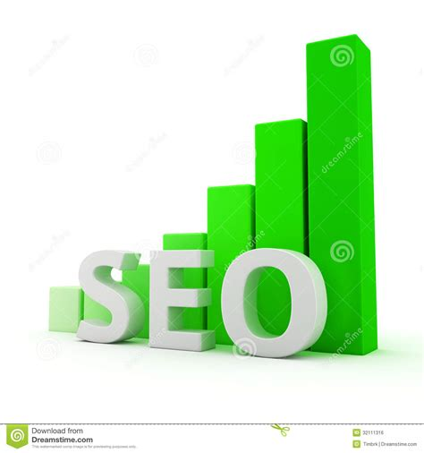 Seo Technology by Growth Of Seo Royalty Free Stock Image Image 32111316
