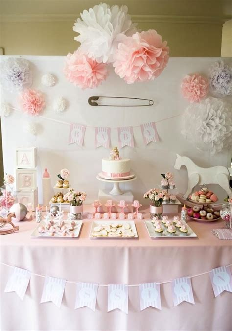 Cake Table Decorations For Baby Shower by Baby Shower Cake Table Wedding