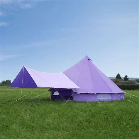 Bell Tent Awning by Lilac Bell Tent Canopy Boutique Cing