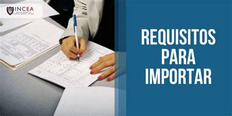 requisitios para suaf 191 qu 233 requisitos necesito lista de requisitos y