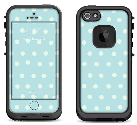 dot pattern password iphone blue mint polka dots pattern lifeproof iphone 6 fre