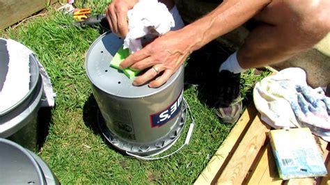 5 gallon container gardening 5 gallon gardening food from plastic buckets
