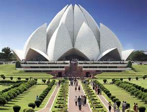 Lotus Temple Route Bahai Lotus Temple New Delhi India Places I Been