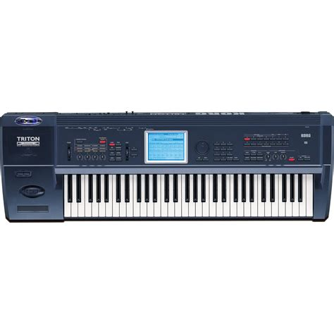 Update Keyboard Korg Korg Triton 61 Key Workstation Sler