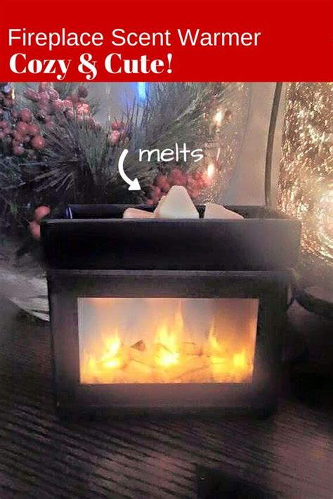 Scented Fireplace Logs by Fireplace Scent Warmer By Partylite Uses Scented