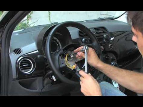 montaggio volante specifico black fiat 500 youtube