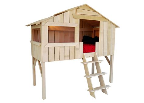 treehouse bedroom furniture children s treehouse cabin bed by mathy by bols at mood