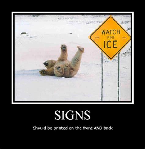 funny polar bear poster by luckypanic on deviantart