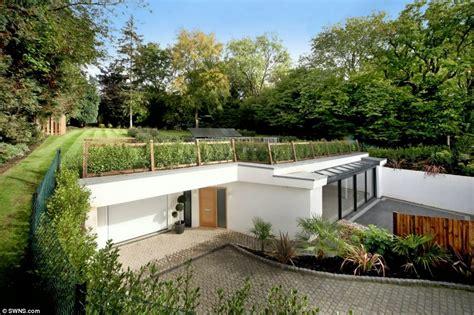 Prefabricated Kitchen Islands underground architecture 4 million eco home built into