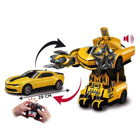 Robot Transgormer Bumblebee nikko transformers bumblebee car robot transformer 163 45