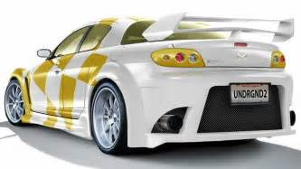 mazda rx8 modified wallpapers image 3