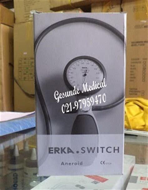 Tensimeter Merk Erka alat ukur tekanan darah aneroid erka toko medis jual alat kesehatan