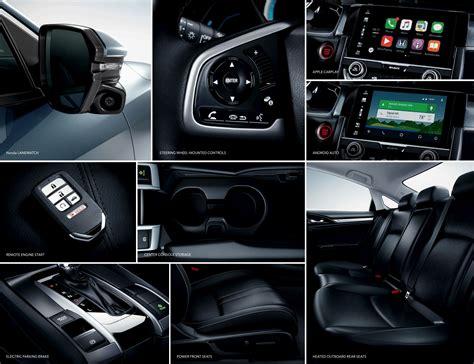 Cover Handle Honda Brv New Style 2017 honda civic 2017 interior accessories brokeasshome