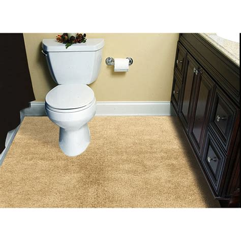 carpet in the bathroom customizable 6 x8 plush wall to wall bathroom carpeting