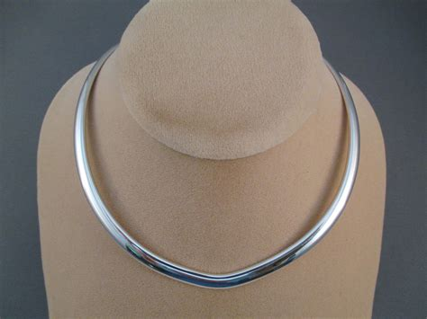 sterling silver collar necklace by artie yellowhorse collar