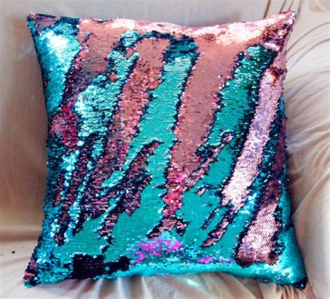 color changing pillow 25 best ideas about sequin pillow on pink