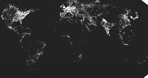 cool maps measuring growth from outer space development