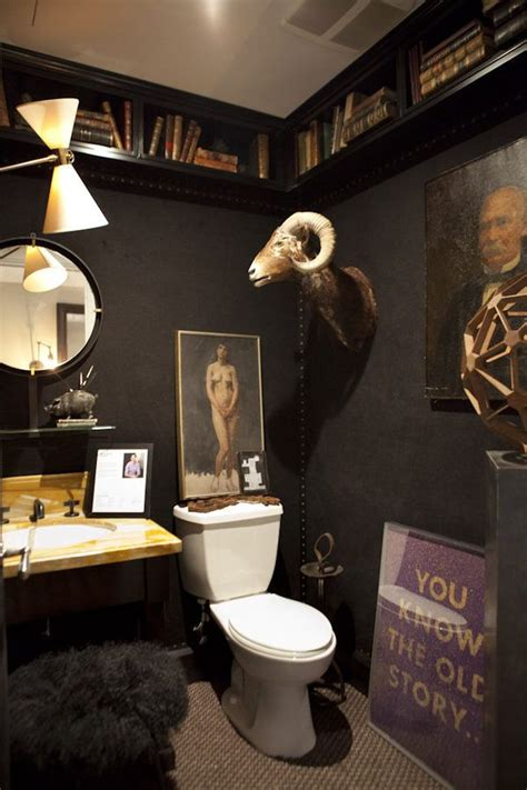 dark bathroom 25 best ideas about gothic bathroom on pinterest gothic