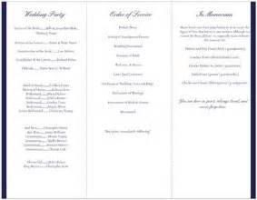 Wedding Brochure Etiquette by My Vistaprint Wedding Programs Weddings Etiquette And