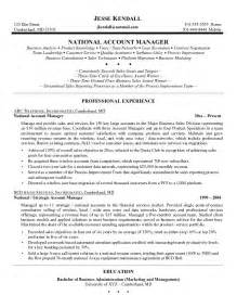 resume samples for sales manager excellent resume account management google search job sales manager resume example