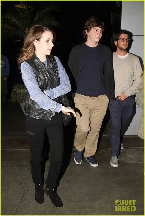 emma roberts evan peters film the gallery for gt evan peters and emma roberts domestic