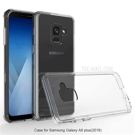 Soft Nillkin Samsung Galaxy A8 Plus 2018 Tpu Nature Series for samsung galaxy a8 2018 clear acrylic soft tpu shockproof cover transparent tvc