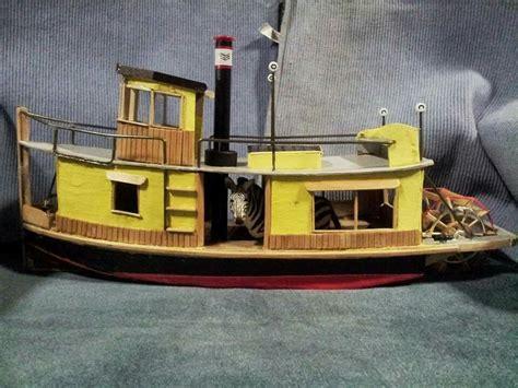 trailerable tug boat trailerable sternwheeler 30 small sternwheeler designs